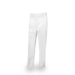 AS-IS NAVY Women's Summer White CNT Trousers