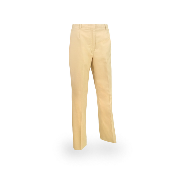 AS-IS NAVY Women's Officer Khaki CNT Trousers
