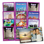 Science Decodables Phase 5 Non-Fiction - 6 Pack