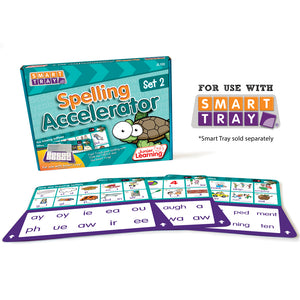 Smart Tray - Spelling Accelerator (Set 2)