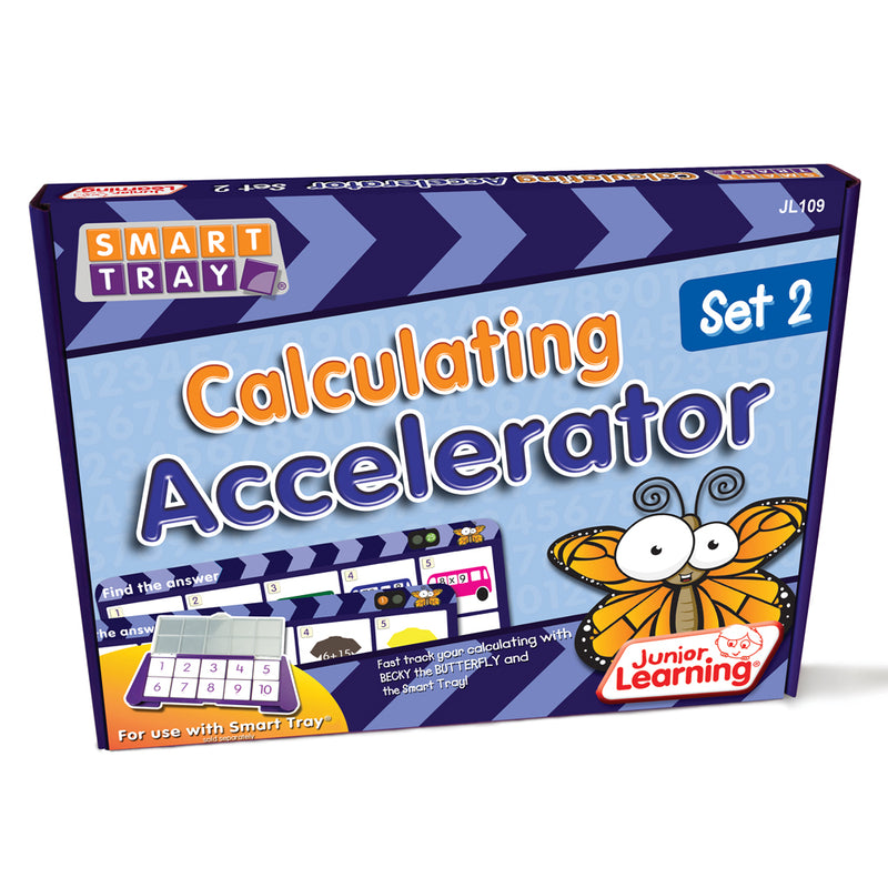 Calculating Accelerator (Set 2)
