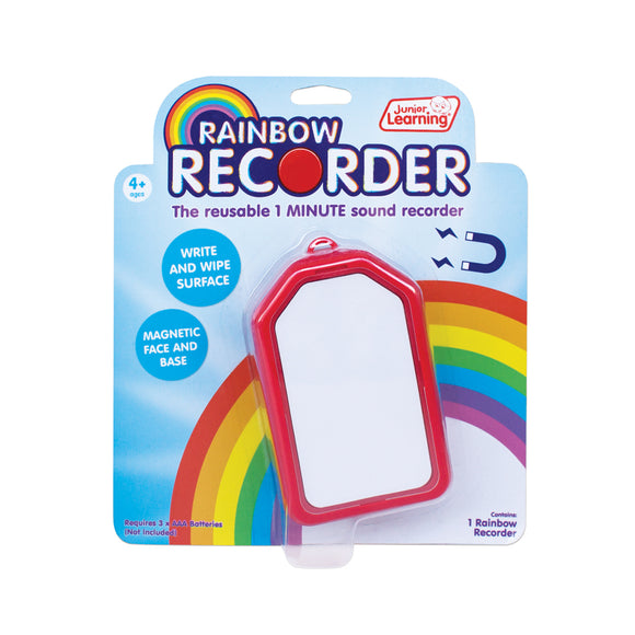 Rainbow Recorder