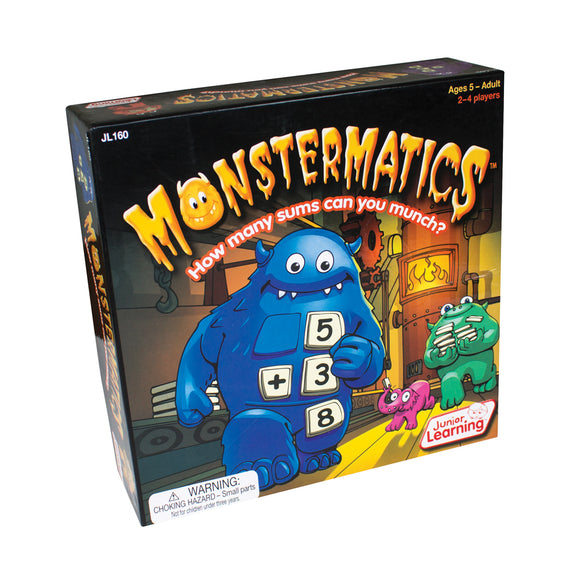 Monstermatics