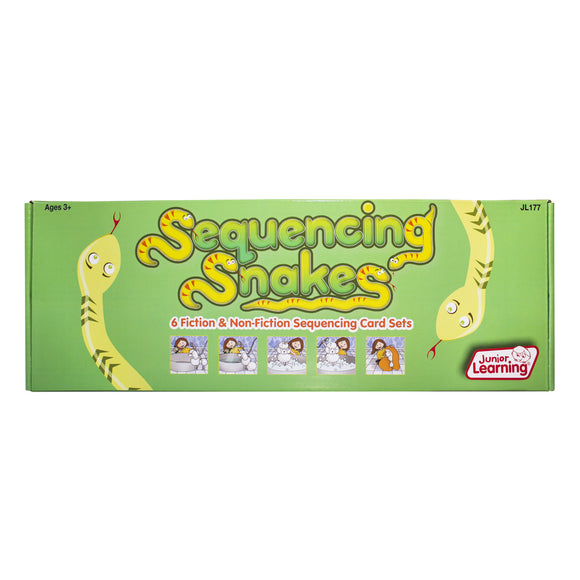 Sequencing Snakes