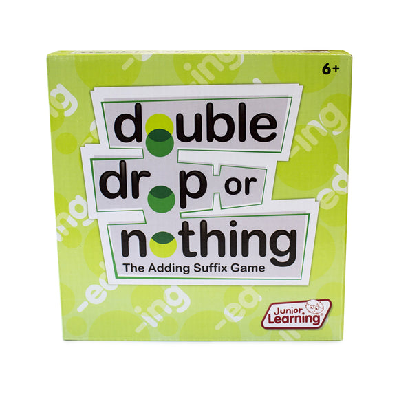 Double, Drop or Nothing