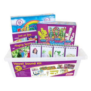 Letters & Sounds Phase 5 - Vowel Sound Kit