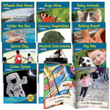 Decodable Readers Library - Non-Fiction