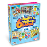 6 Health and Wellbeing Games