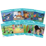 Fantail Readers Level 8 - Turquoise Fiction (Set of 6)