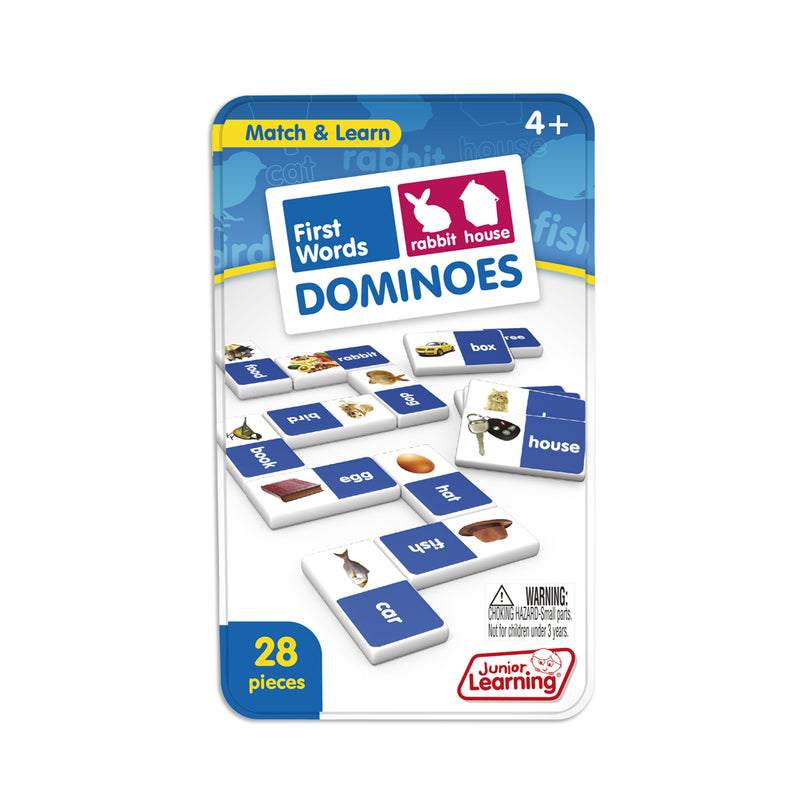 First Word Dominoes