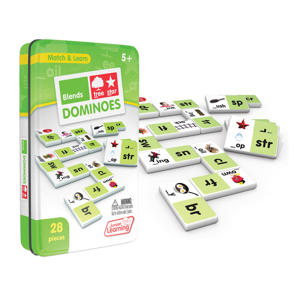 Blends Dominoes