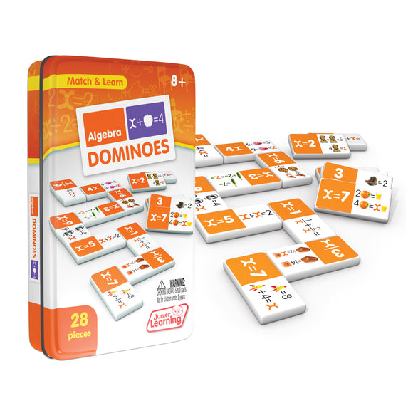 Algebra Dominoes