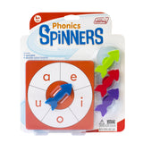 Phonics Spinners