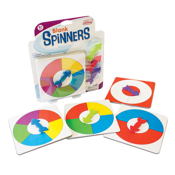 Blank Spinners