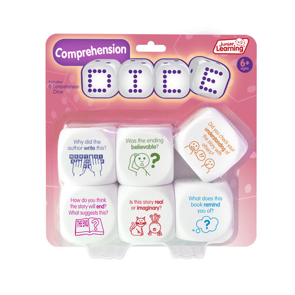 Comprehension Dice