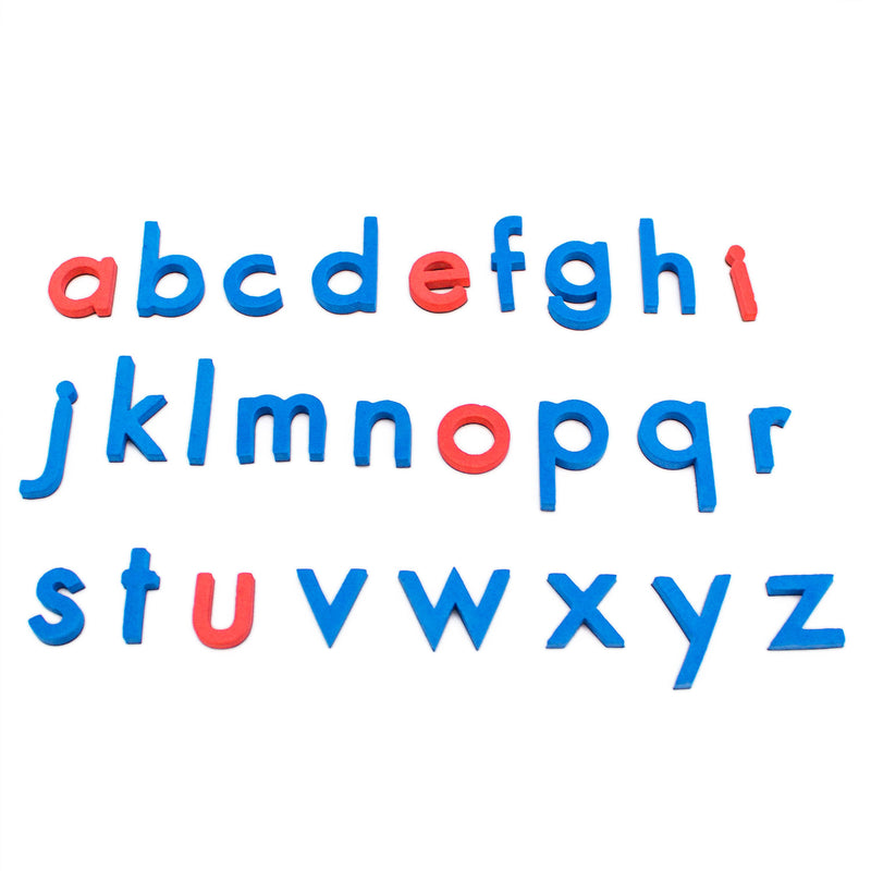 Rainbow Alphabet and Digraphs - Print