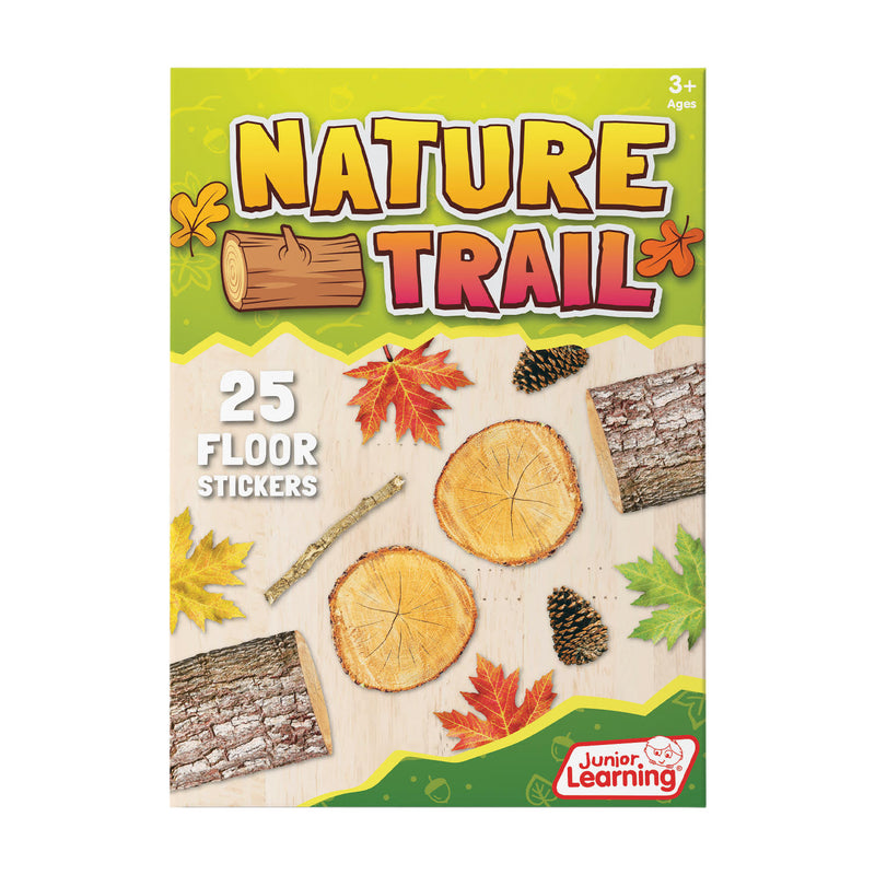 Nature Trail Stickers