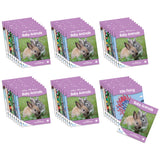Fantail Readers Level 1 - Lilac Non-Fiction (Set of 6)