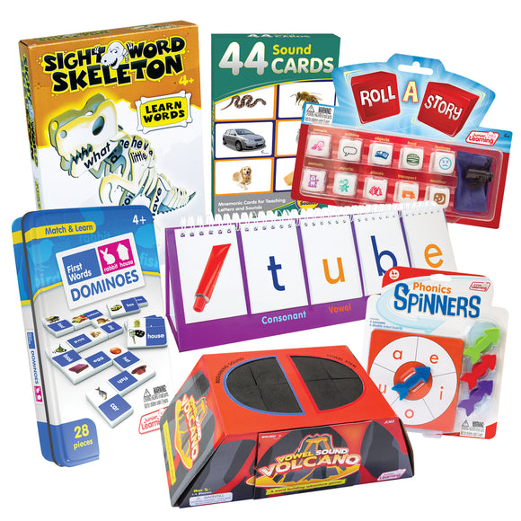 Learn at Home Literacy Kit