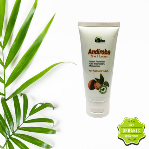 Andiroba Insect Repellent