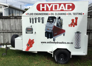 Filtration Trailer for Hire