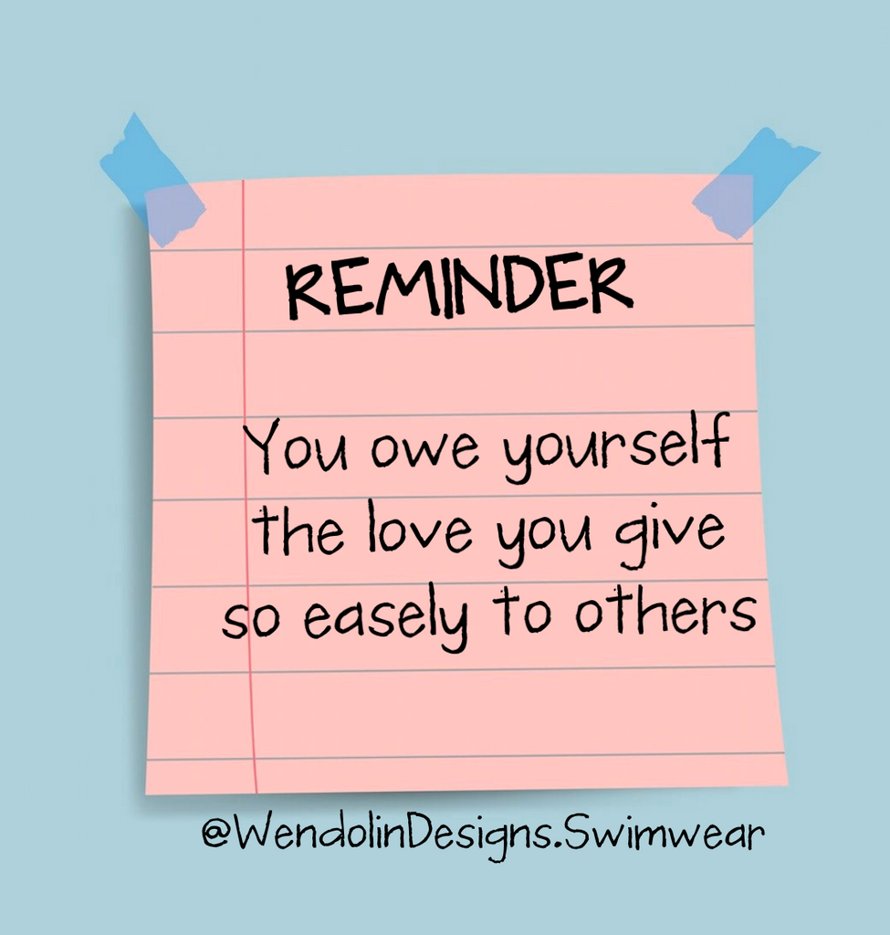 Reminder To Self