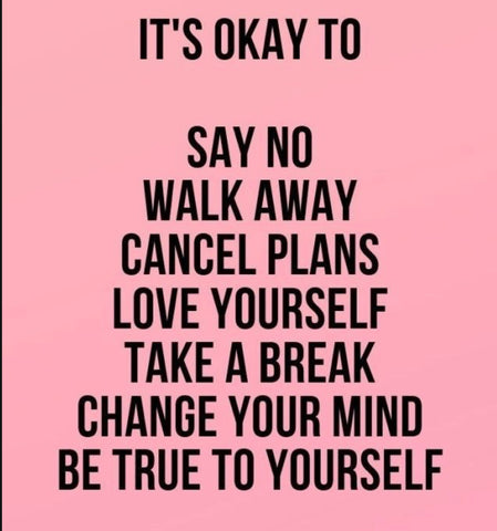 Is ok to: