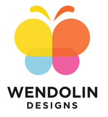 Wendolin Designs Logo - Sexy Bikinis and Swimwear