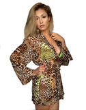 wendolin-designs - Wendolin Designs - Cover up - Leopard Cover up