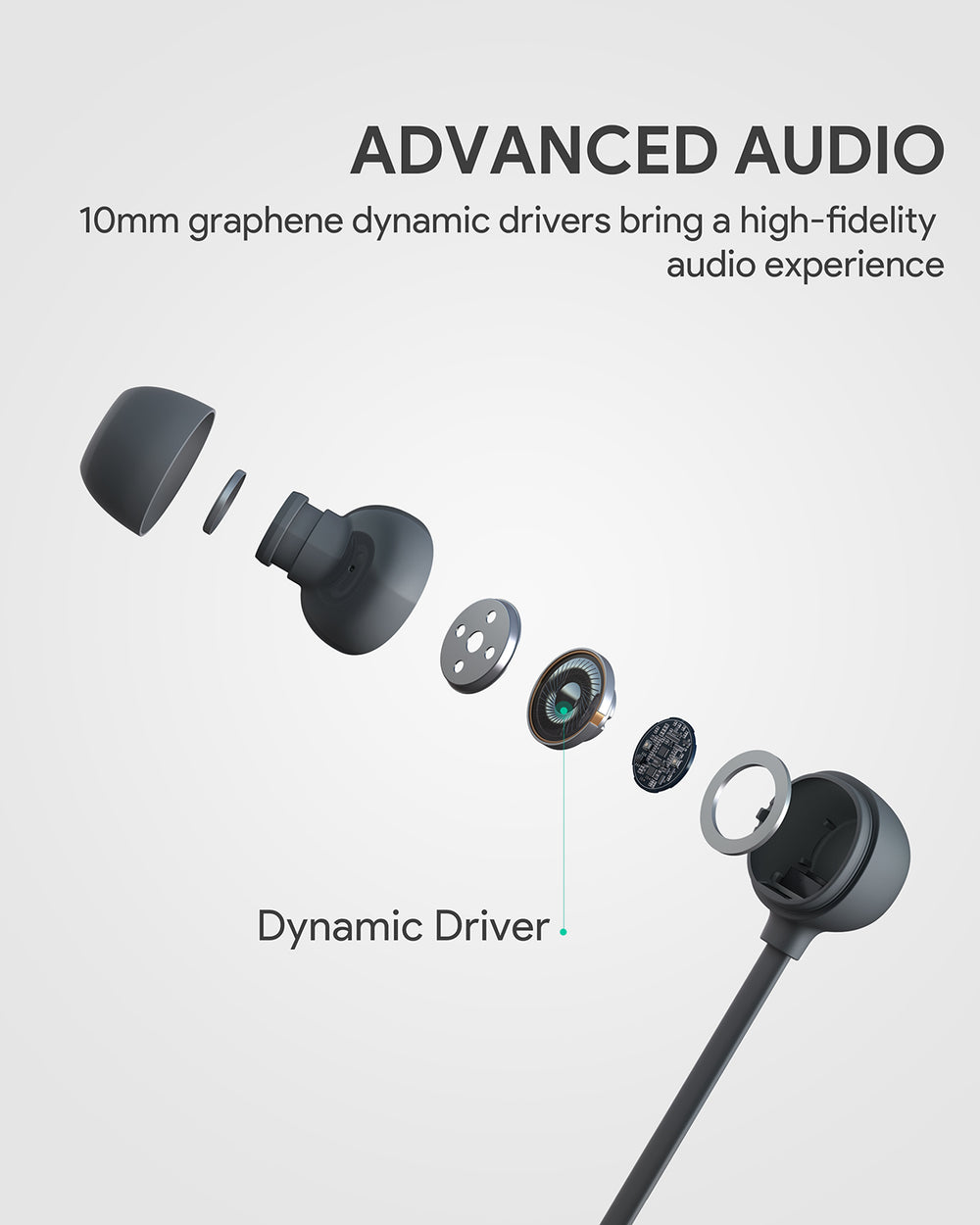 Key Series B33 True Rich Sound Earbuds