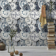 Delft Wallpaper