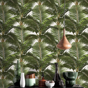 Tropical Garden Wallpaper