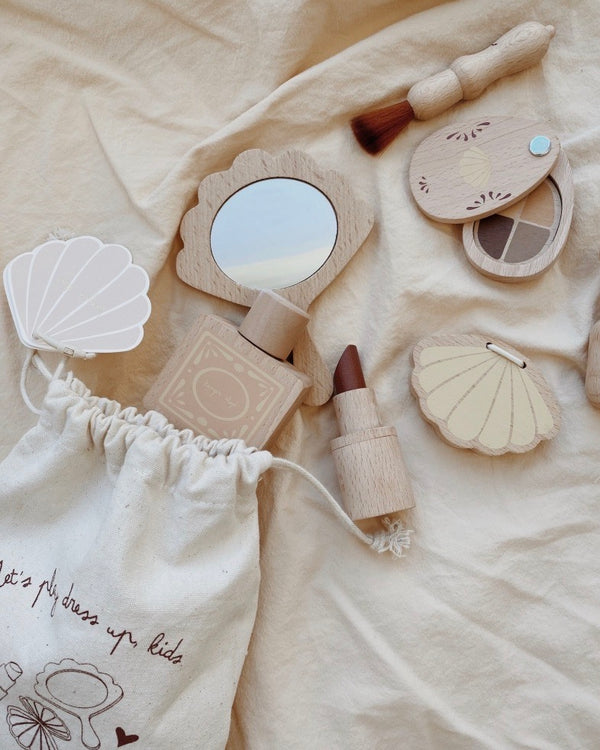 Wooden Makeup Set (ship in approximately one week)