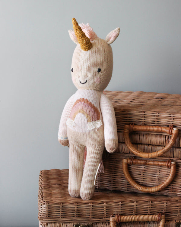 Handmade Zara the Unicorn