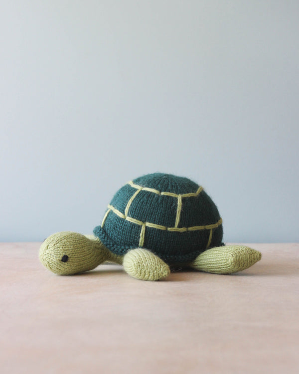 Handmade Turtle Stuffed Animal