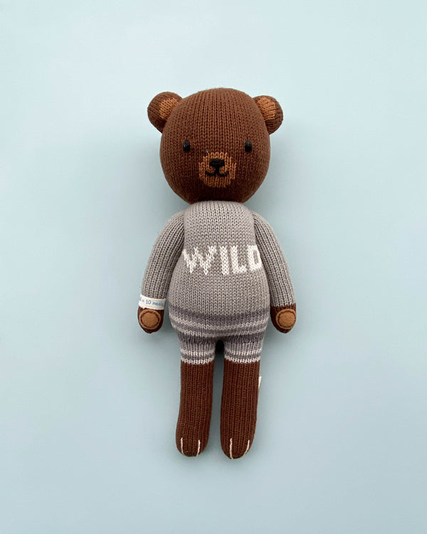 Handmade Oliver the Bear