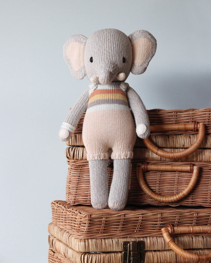 Handmade Evan the Elephant