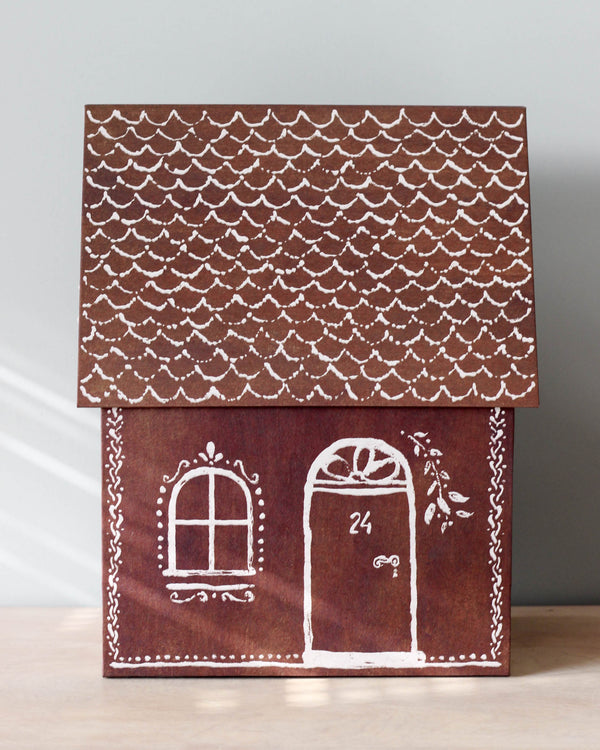 Maileg Cardboard Gingerbread House