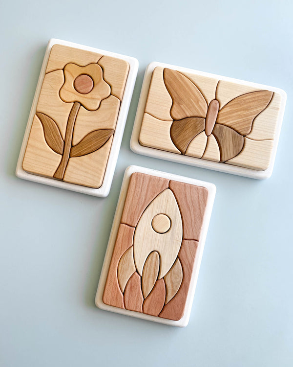 Handmade Wooden Puzzle