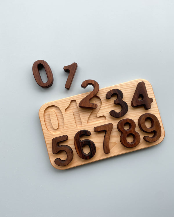 Walnut Number Puzzle
