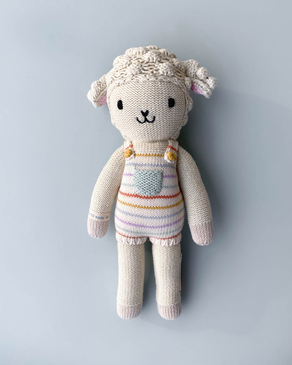 Handmade Avery the Lamb