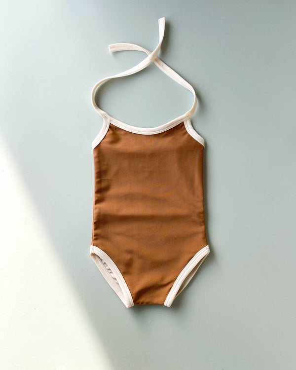 "Swimsuit - Russet <br/> <font size=""2.7"">Gives 5 meals</font>"
