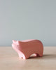 Handmade Wooden Pigs (set of 2)