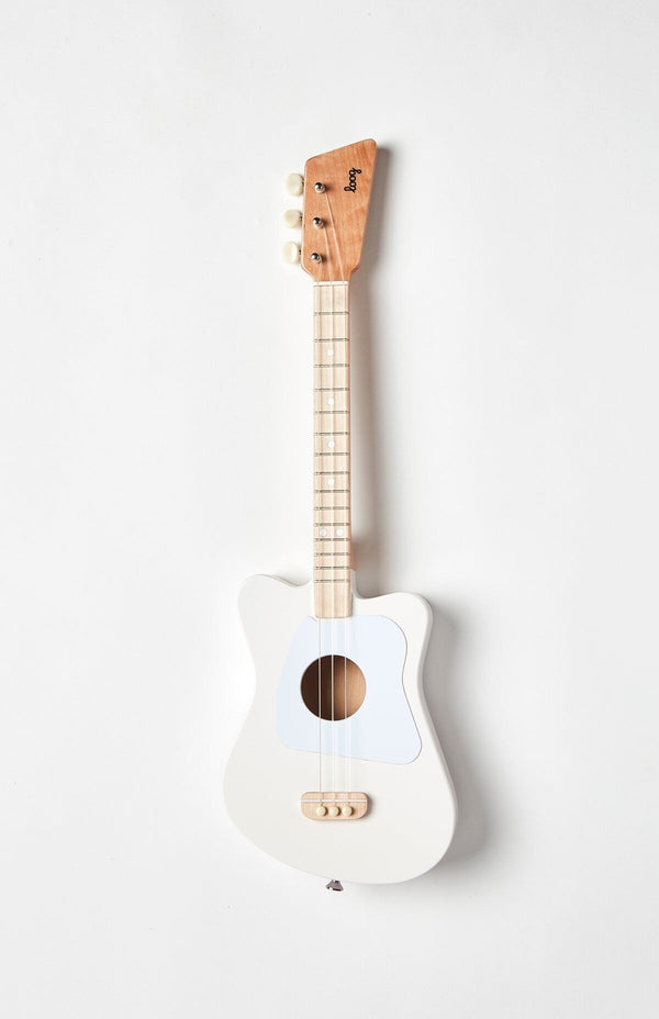 Kids Wooden Guitar With Strap