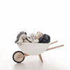 Wooden Toy Wheelbarrow