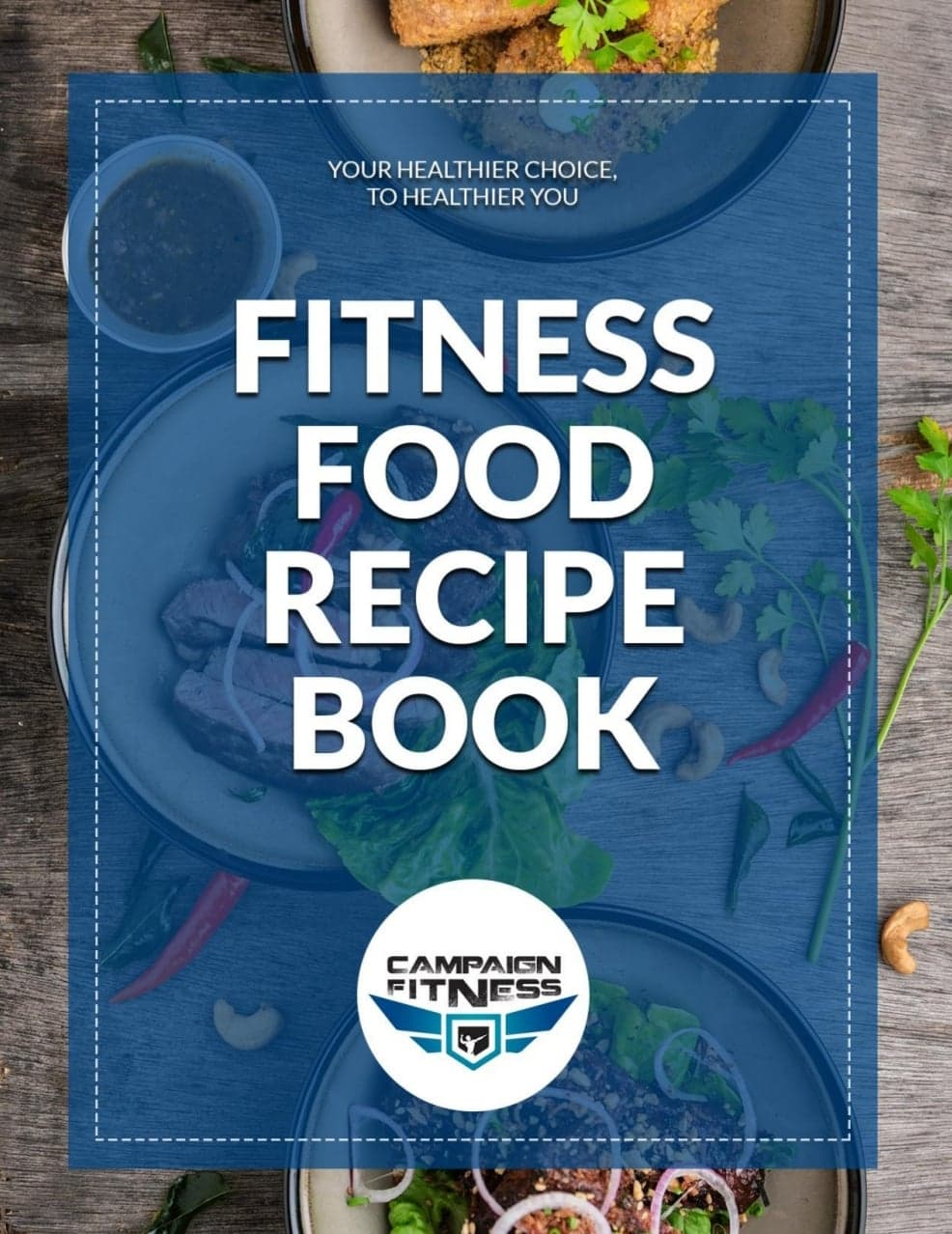 Fitness Food Recipe Ebook