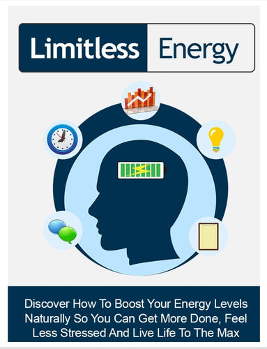 Limitless Energy Manual