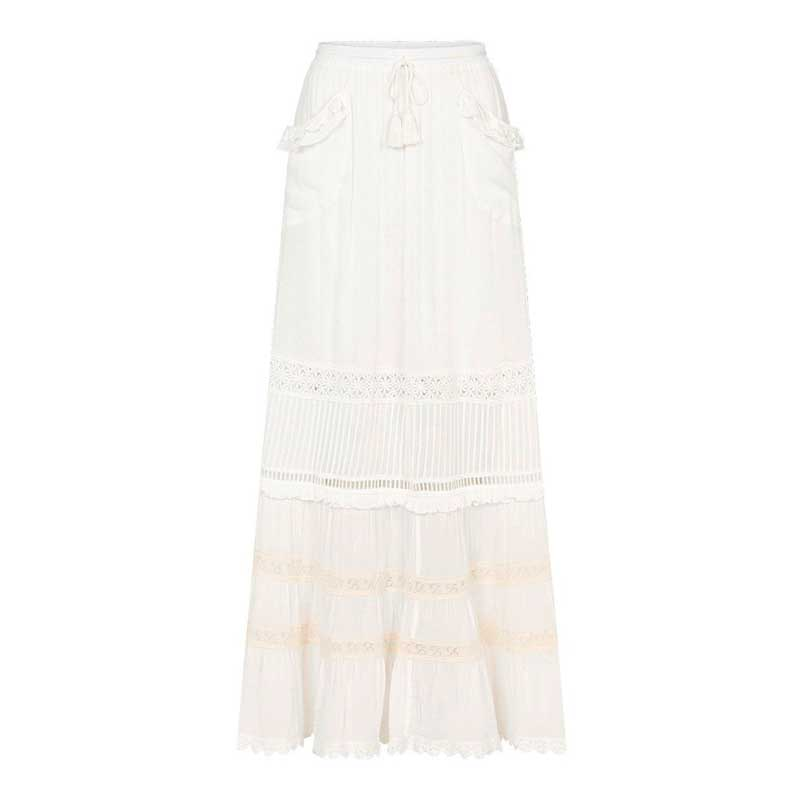 Blanca - Maxi skirt with pockets