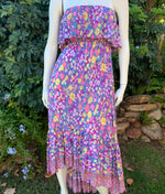 Charlie Dress - Fuschia