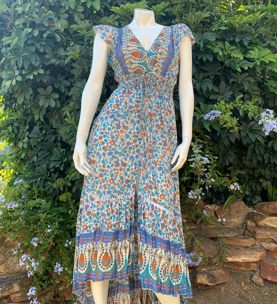 Karma Princess Dress - Flower Child